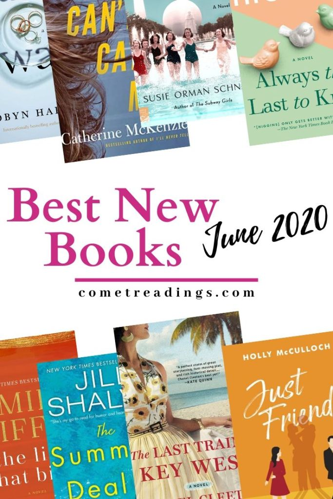 20 Best New Books - June 2020