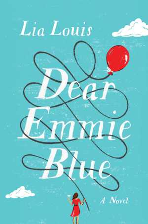Dear Emmie Blue book cover