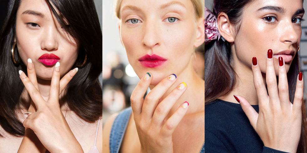 The Best Nail Looks From New York Fashion Week Spring 2017