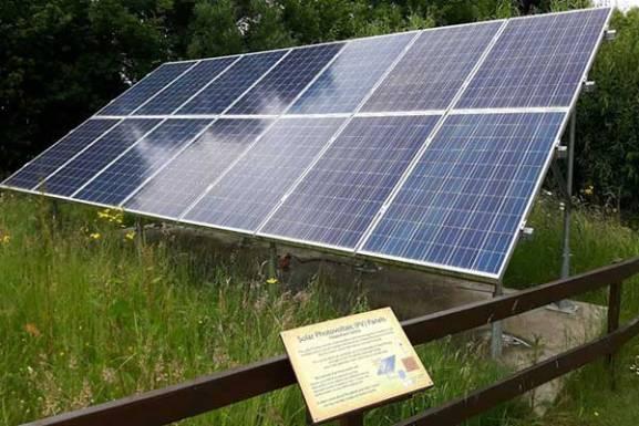 Ground Mount Solar Systems | Comet Renewables, Galway, Ireland