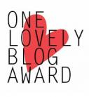 Wonderful and Lovely Blog Awards