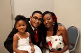 dog wedding photos
