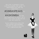 #SimbaSpeaks – Let's Chat!