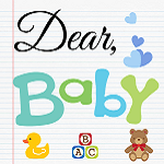 Letters to Baby: Week 35