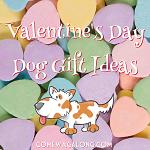 Valentine's Day Dog Gift Ideas
