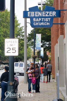 Ebenezer Baptist Church - ATL