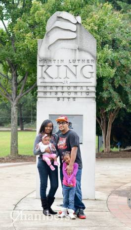 MLK JR National Historic Site in ATL