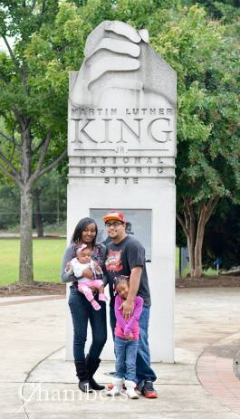 MLK JR National Historic Site in ATL