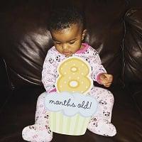 Baby Update: 8 Months