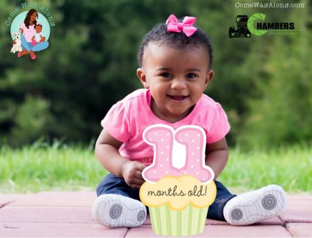 Baby Update: 11 Months
