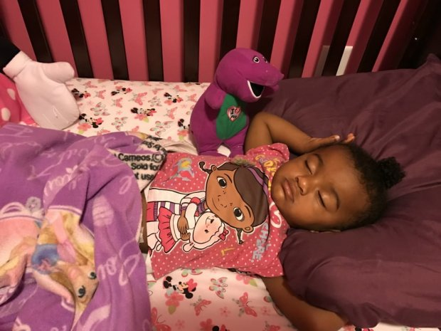 How to Get Toddler to Sleep in Her Own Bed