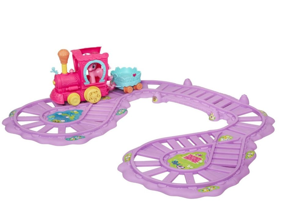 My Little Pony Friendship Express Train Set - ComeWagAlong.com Holiday Gift Guide: Gifts for Kids