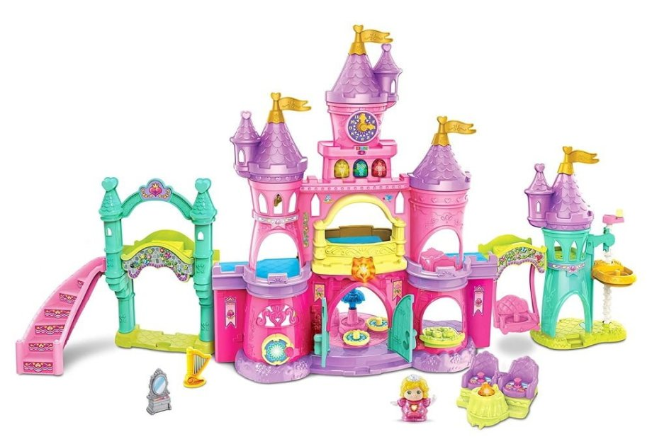 VTech Go! Go! Smart Friends Enchanted Princess Palace - ComeWagAlong.com Holiday Gift Guide for Toddlers