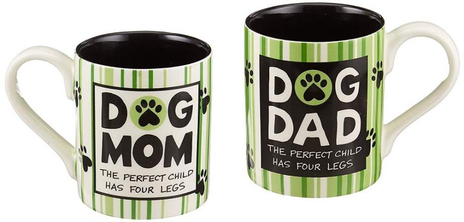 Dog Lover Mugs - ComeWagAlong.com 2016 Gift Guide for Dogs and Dog Lovers