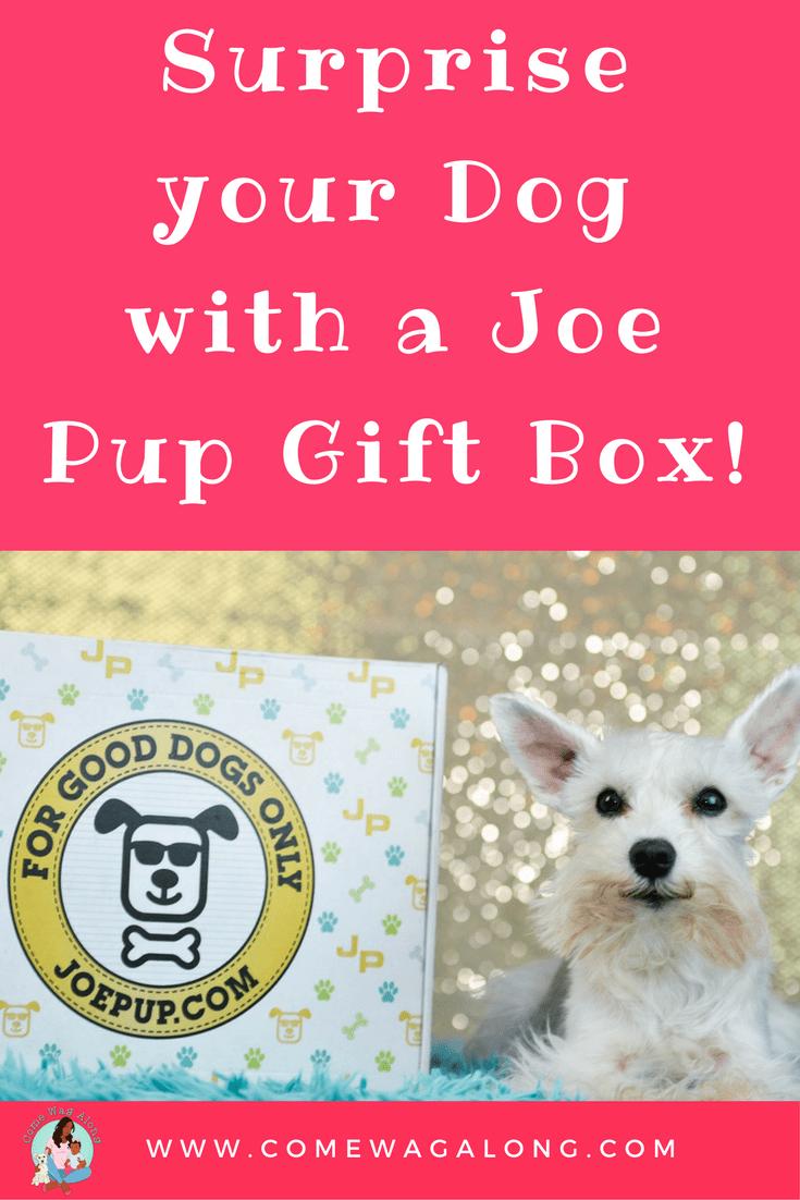 Coupon box of joe