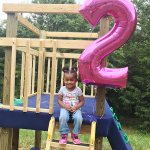 Happy 2nd Birthday Joia!
