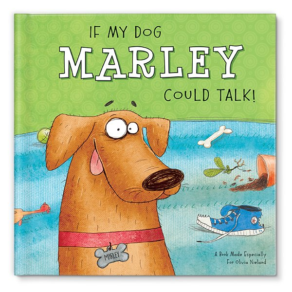 If My Dog Could Talk - I See Me Books