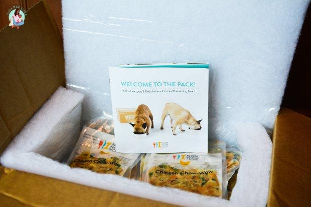 NomNomNow Fresh Dog Food