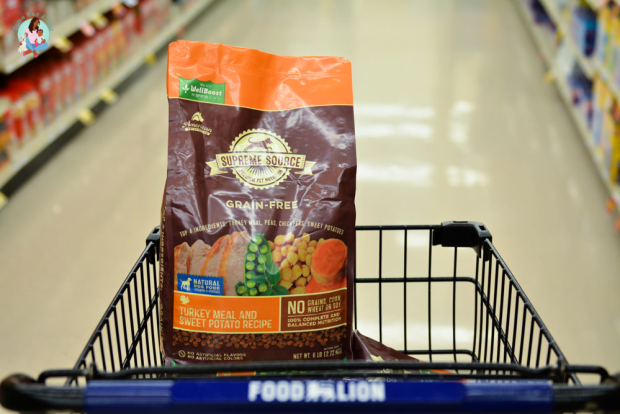 Supreme Source Grain Free Pet Food at Food Lion