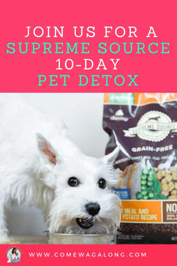 Supreme Source Pet Food Detox