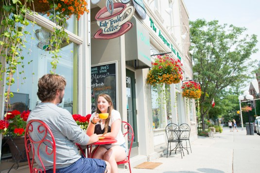 Bonnie Jane's Coffee House - Arnprior, On