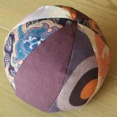 DIY stofbold | stofbolde