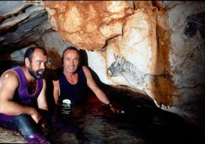 comex, historique comex, Henri Germain Delauze, delauze grotte cosquer