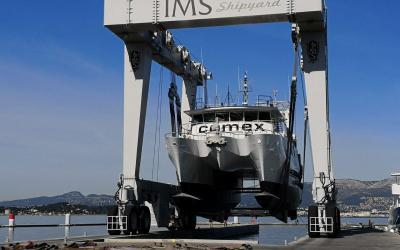 La flotte Océanographique de la COMEX refait peau neuve