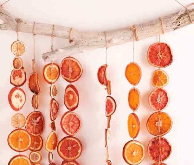 girljanda iz mandarin