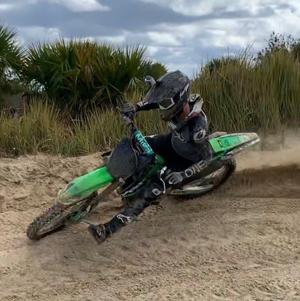 Riding Dirt Bike With Hernia