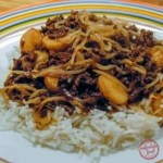 Super Simple Hamburger Chop Suey
