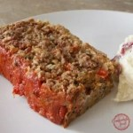The Best Italian Style Meatloaf