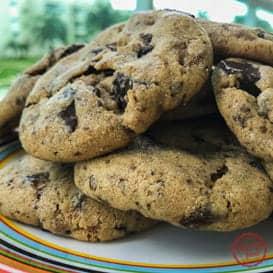 Best Chocolate Chip Cookie Recipe.