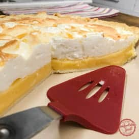 Super Tart Lemon Meringue Pie & Video