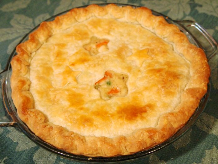 Chicken Pot Pie Oh Yeah Comfortably Domestic