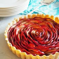 Rose Apple Pie Tutorial