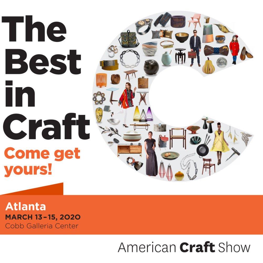 American Craft Show Atlanta 2020