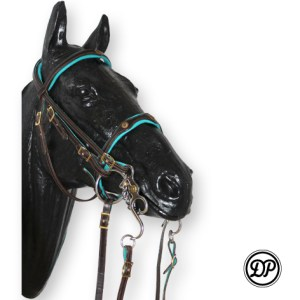 Soft Feel Baroque Double Bridle Deluxe Image