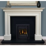 Ancona Marble Fire Surround Wexford Fireplace Comfortline Ireland