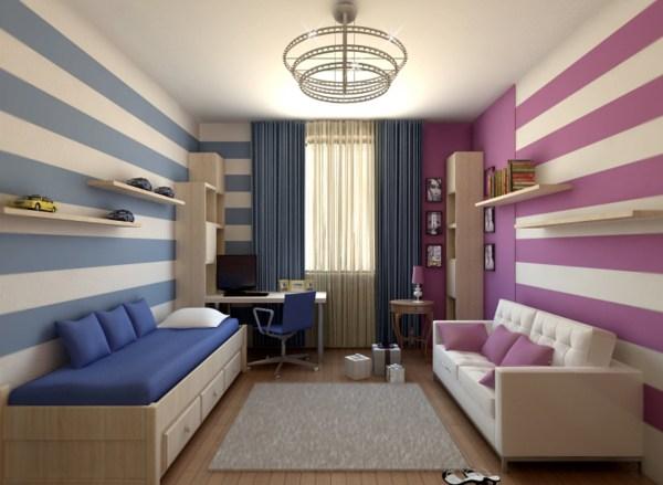 Дизайн интерьера комнаты для мальчиков: советы, решения, фото