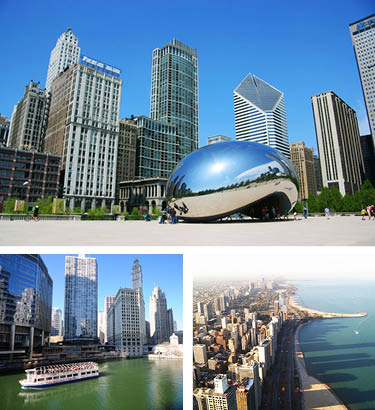 Chicago Bus Tours from Toronto