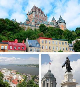 Montreal Quebec Ottawa Bus Tours from Toronto - Comfort Tour Canada