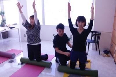 くびれ専門 ボディバランススタジオCOMFY 今月の会社deトレーニング Vol.5 12