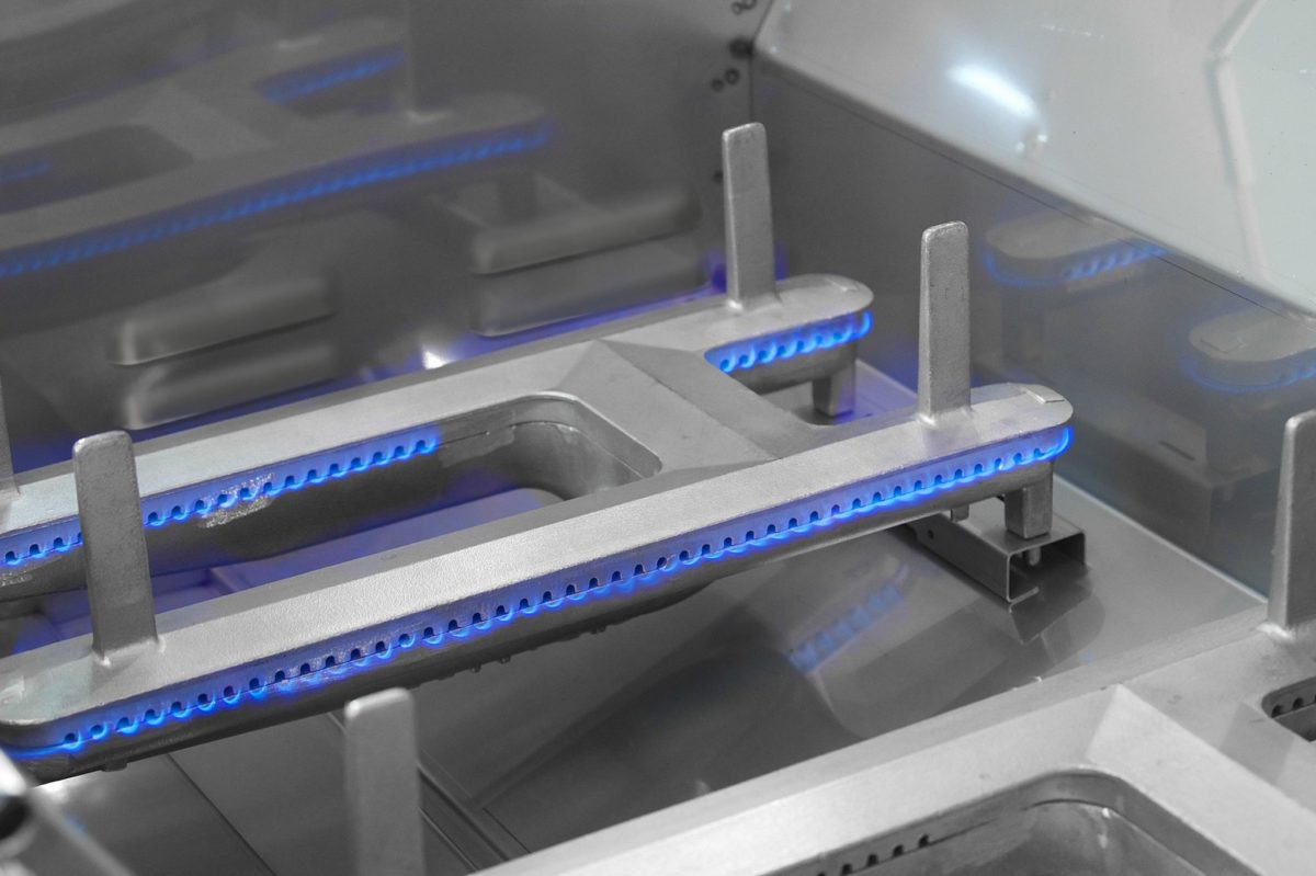 FireMagic E-Cast Stainless Steel Burner