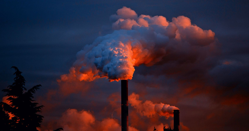 factories harmful gases