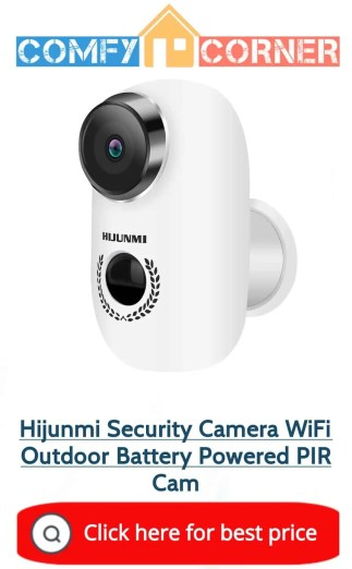 Top 5 Best Battery Powered Security Cameras