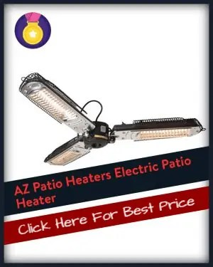Best Outdoor Electric Patio Heater Reviews Top 5 Picks Of 2020