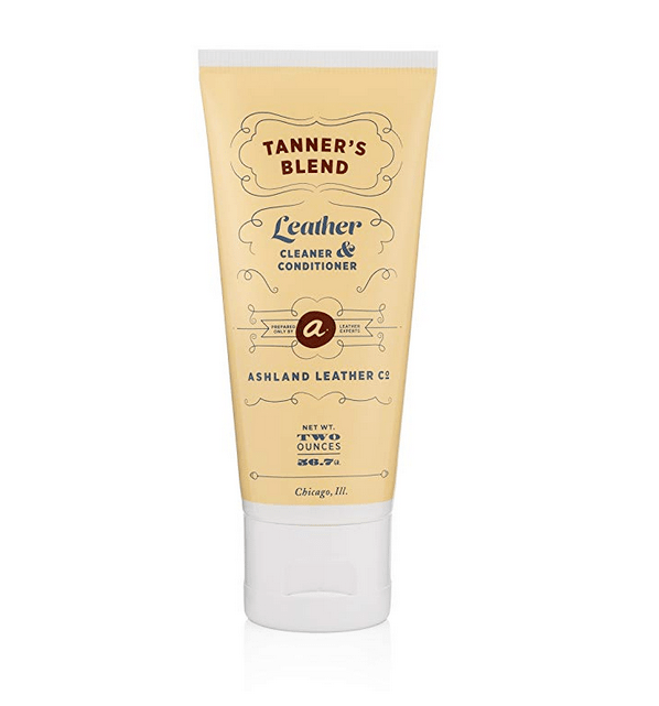 Tanner's Blend - Leather Cleaner & Conditioner