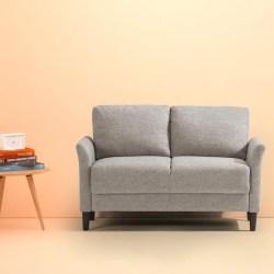 Zinus Classic Loveseat Sofa