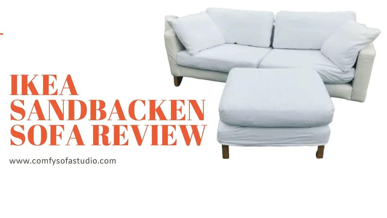 IKEA Sandbacken Sofa Review